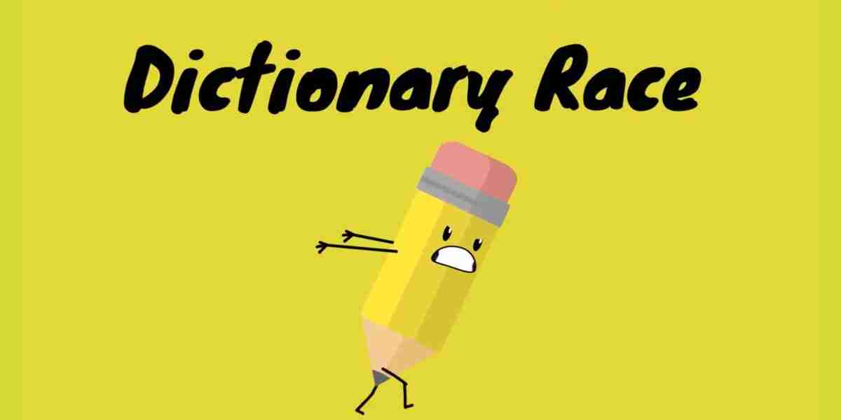 ESL Game Dictionary Race