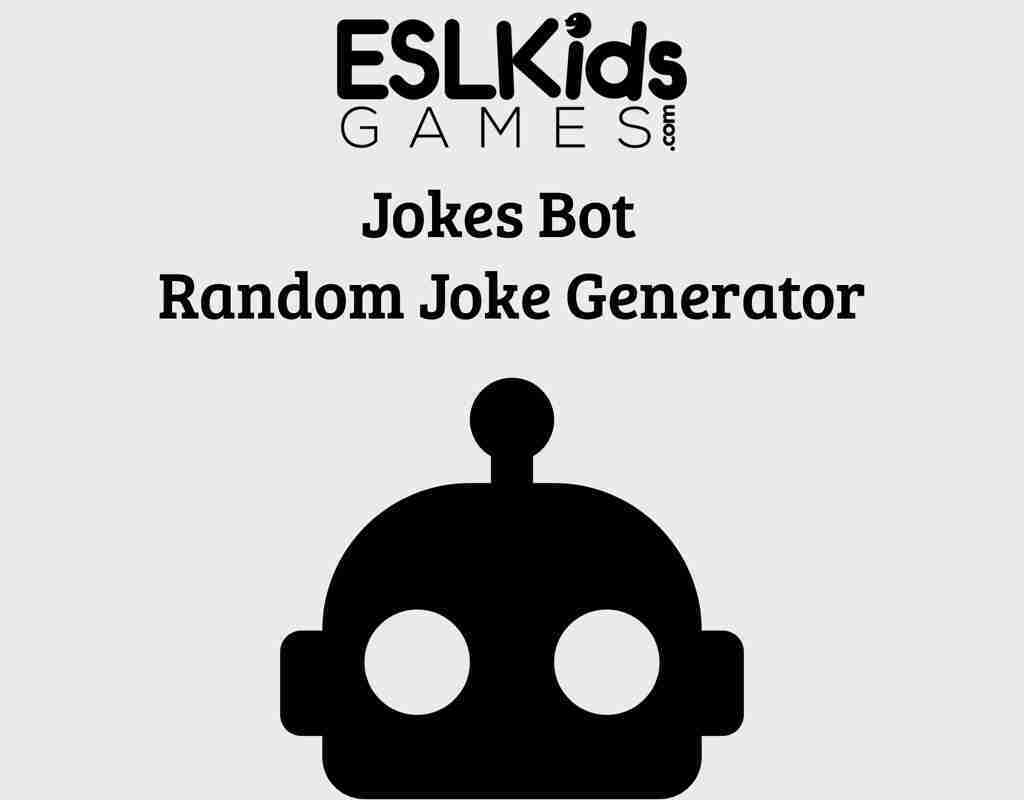Jokes Bot - Random Joke Generator Generate random dad jokes online