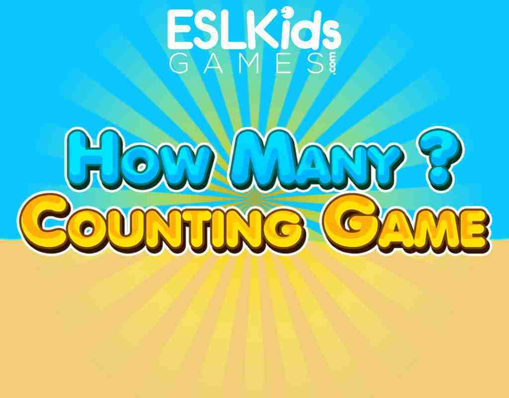 How Many Counting Game There are There is